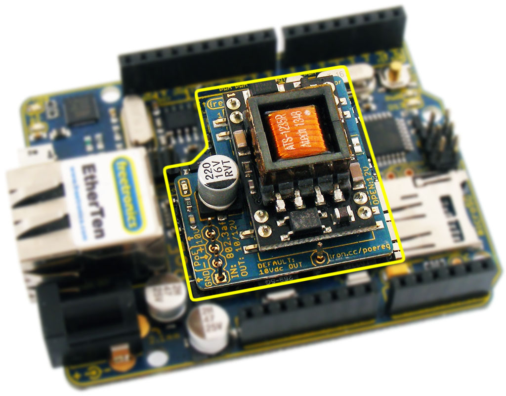 Power Over Ethernet Regulator 8023af Superhouse Automation Is A Technology That Allows Devices Such