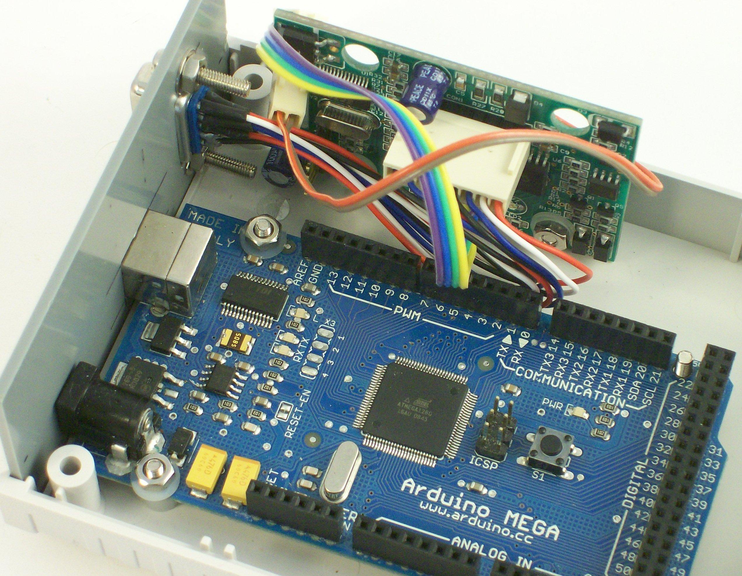 Practical Arduino (book)