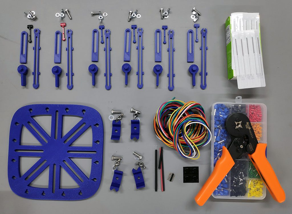 36 3d printed pcb workstation using acupuncture needles - Where can i buy a 3d printed house ...